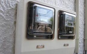 売電買電メーター